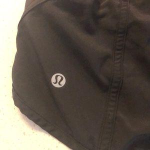 NWOT lululemom running shorts